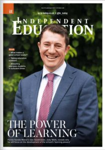 Independent Education Today July August 2019